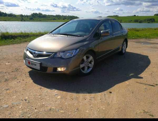 Honda Civic, 2007 год, 320 000 руб.