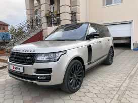 Томск Range Rover 2015