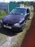 Opel Corsa, 1995 год, 110 000 руб.