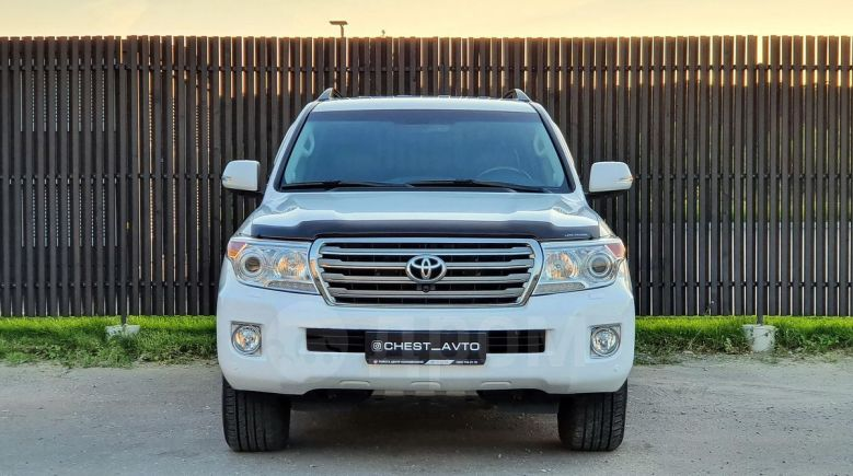 Toyota Land Cruiser, 2012 год, 2 590 000 руб.