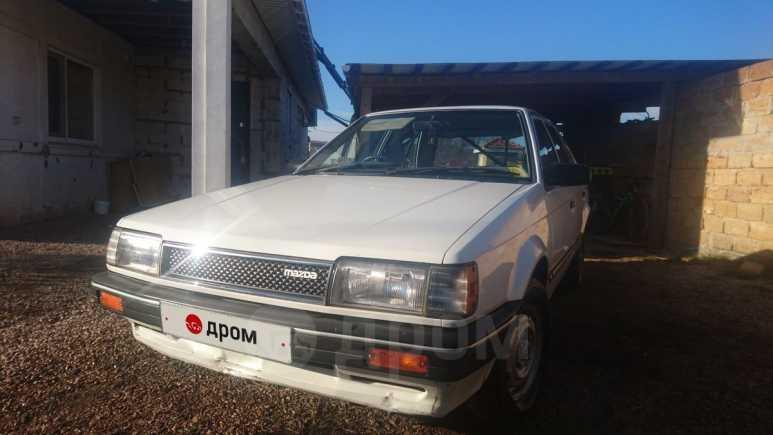 Mazda Familia, 1988 год, 90 000 руб.