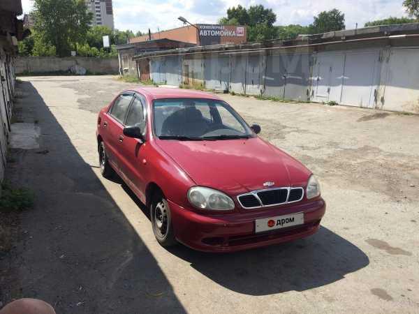 Chevrolet Lanos, 2005 год, 125 000 руб.