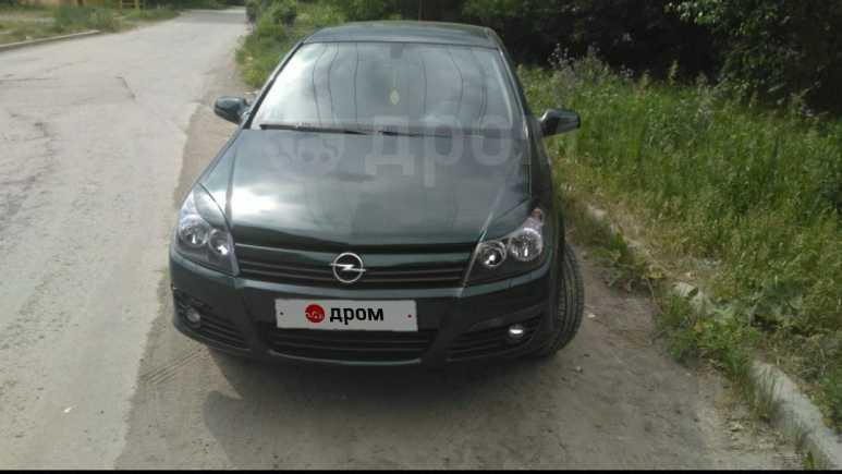 Opel Astra, 2005 год, 230 000 руб.