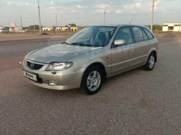 Mazda 323F, 2002 год, 225 000 руб.
