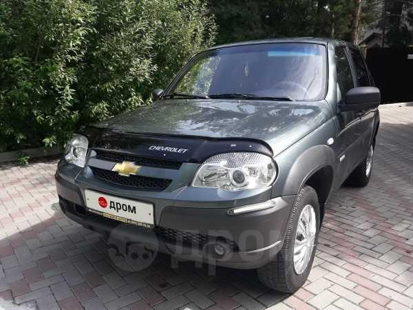Chevrolet Niva, 2014 год, 358 000 руб.