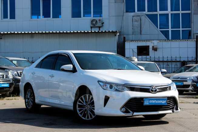 Toyota Camry, 2016 год, 1 279 000 руб.