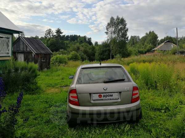 Skoda Fabia, 2006 год, 220 000 руб.