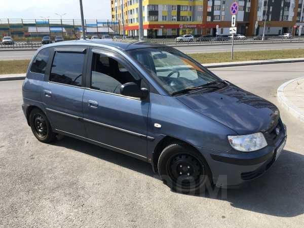 Hyundai Matrix, 2004 год, 125 000 руб.