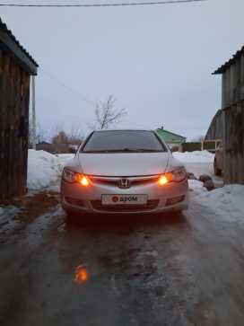 Челябинск Civic 2007
