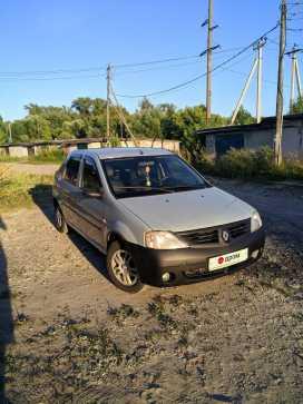 Гусь-Хрустальный Renault Logan 2005