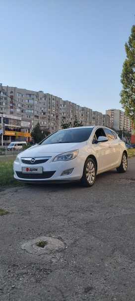 Ставрополь Opel Astra 2012