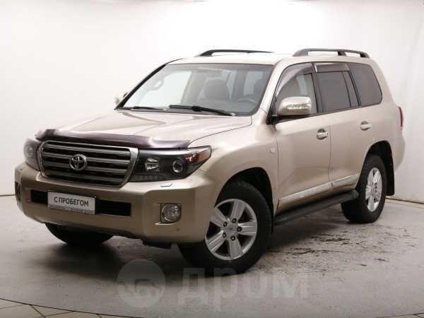 Toyota Land Cruiser, 2011 год, 1 685 000 руб.