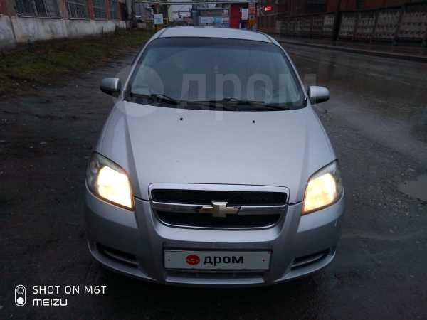 Chevrolet Aveo, 2006 год, 147 000 руб.