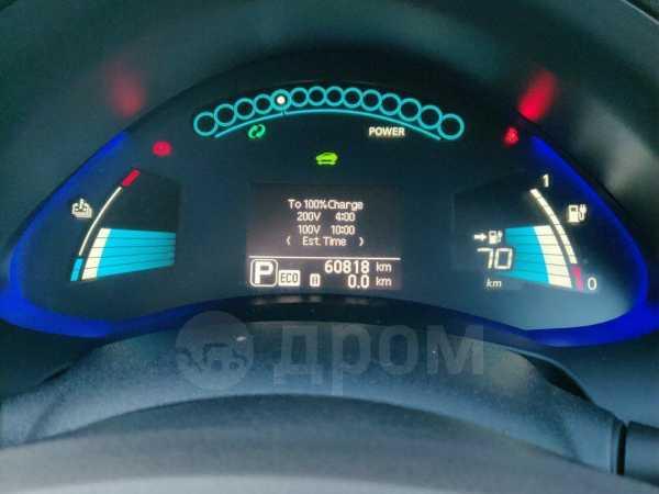 Nissan Leaf, 2014 год, 655 000 руб.