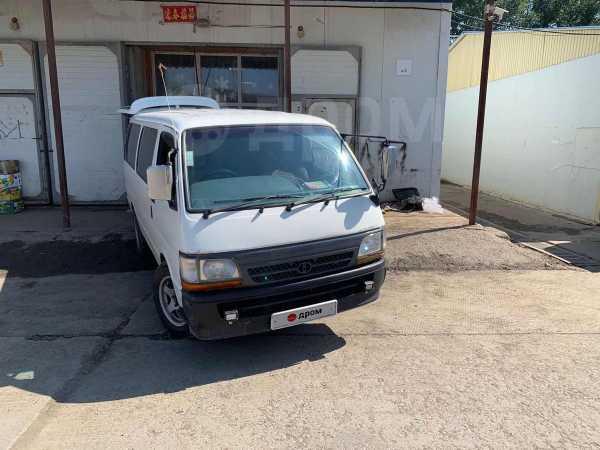 Toyota Hiace, 2002 год, 380 000 руб.