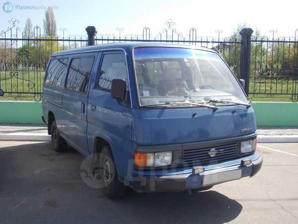 Nissan Urvan, 1990 год, 155 000 руб.