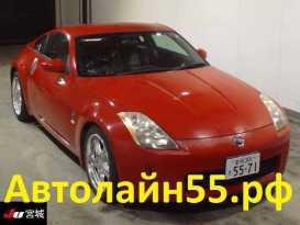 Омск Nissan 350Z 2004