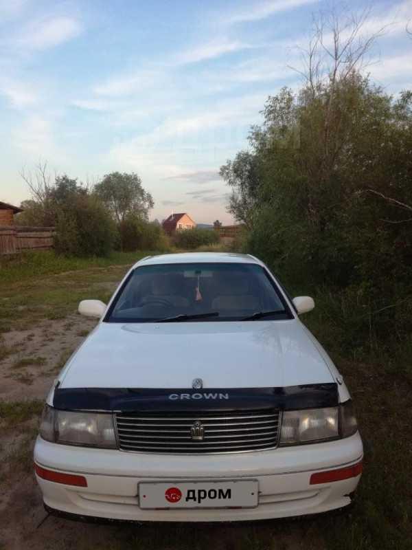 Toyota Crown, 1991 год, 255 000 руб.
