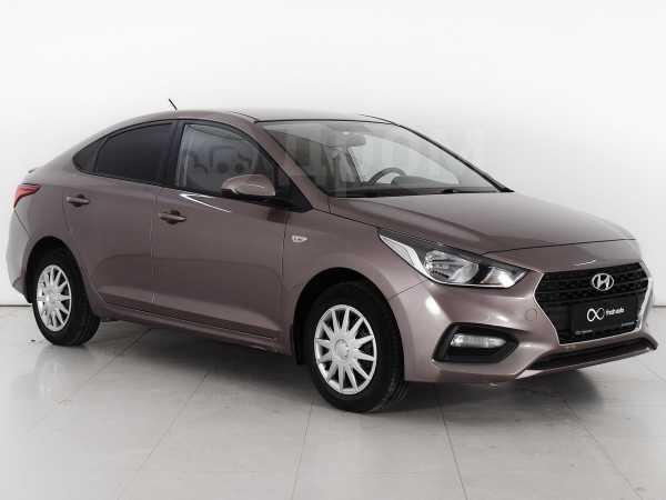 Hyundai Solaris, 2018 год, 799 000 руб.