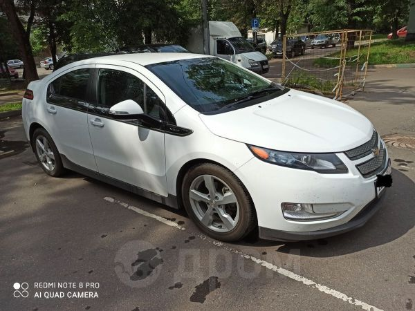 Chevrolet Volt, 2015 год, 1 100 000 руб.