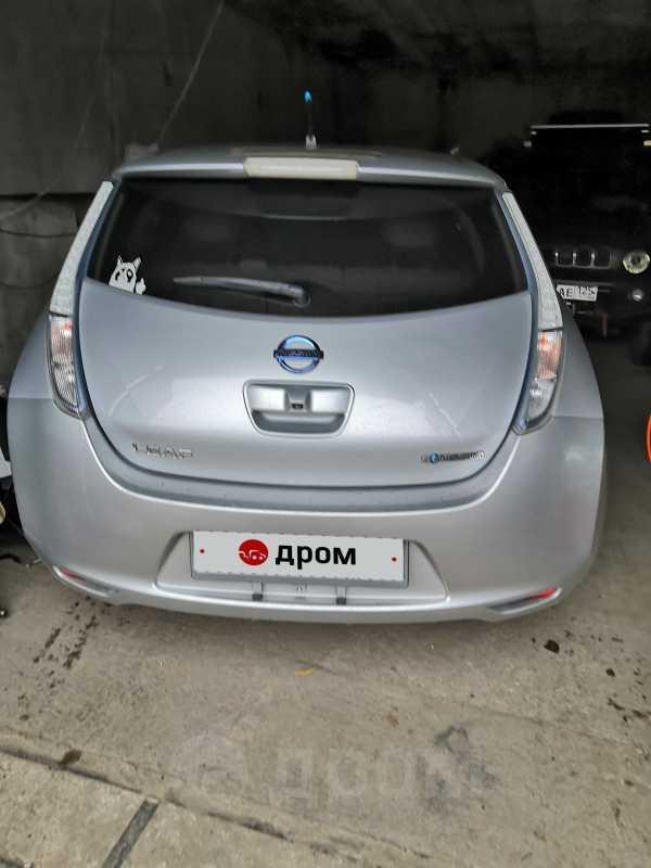 Nissan Leaf, 2011 год, 333 000 руб.