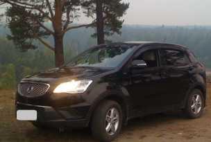 Северобайкальск Actyon 2012