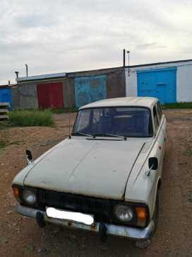 Краснокаменск 412 1991