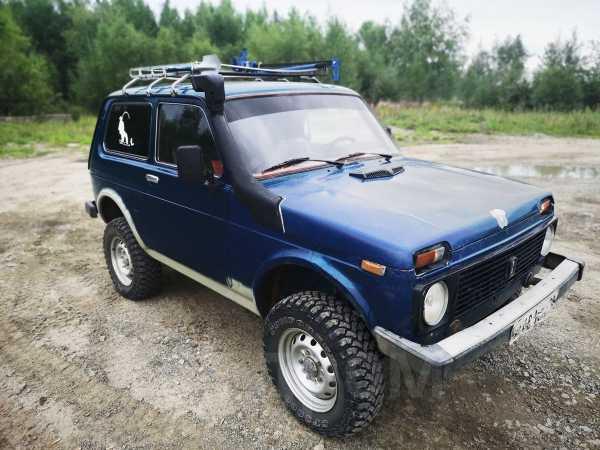 Лада 4x4 2121 Нива, 2002 год, 190 000 руб.
