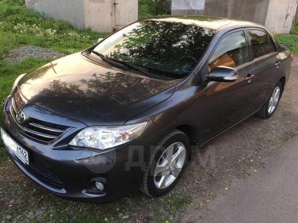 Toyota Corolla, 2012 год, 810 000 руб.