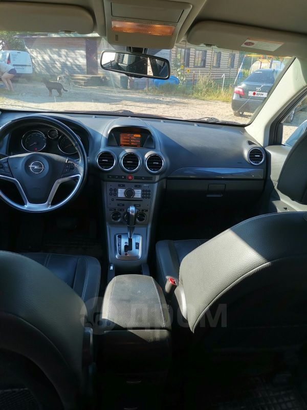Opel Antara, 2010 год, 520 000 руб.