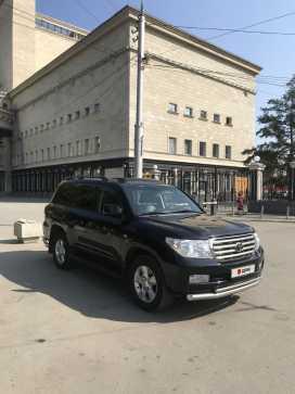 Новосибирск Land Cruiser 2010