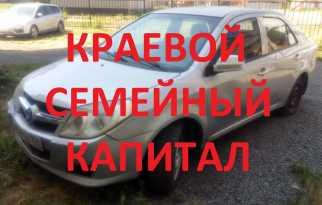 Красноярск Geely MK 2011