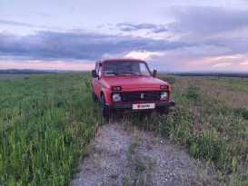 Ярославский 4x4 2121 Нива 1984