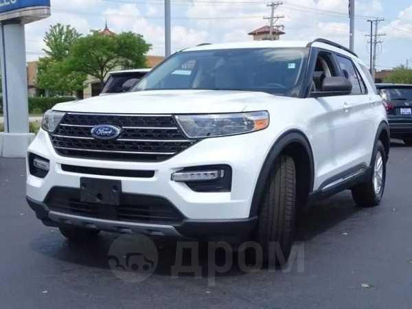 Ford Explorer, 2020 год, 4 750 000 руб.