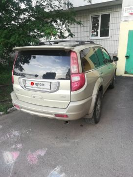 Томск Hover 2007