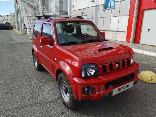 Suzuki Jimny, 2013 год, 800 000 руб.