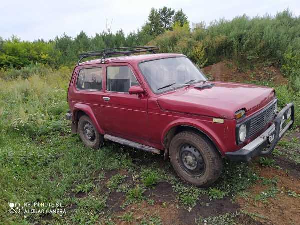 Лада 4x4 2121 Нива, 1983 год, 77 000 руб.