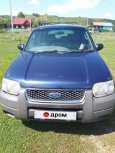 Ford Escape, 2001 год, 315 000 руб.