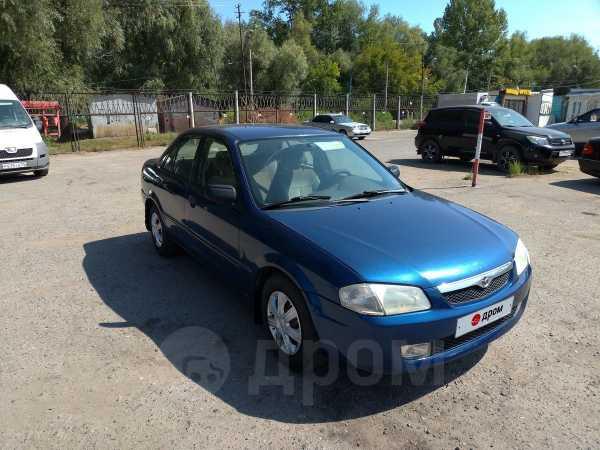 Mazda Protege, 1999 год, 165 000 руб.
