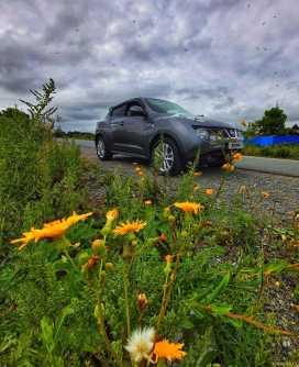 Владивосток Nissan Juke 2010
