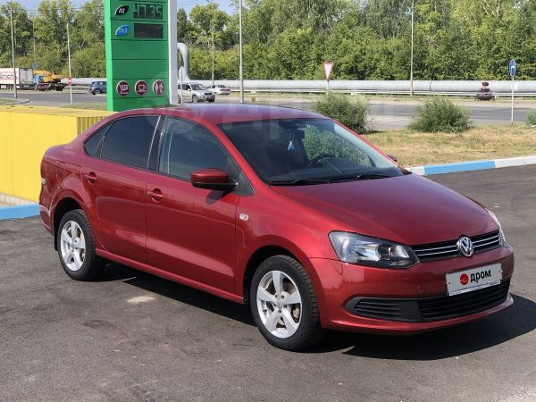 Volkswagen Polo, 2013 год, 475 000 руб.