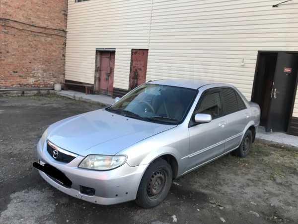 Mazda Familia, 2003 год, 220 000 руб.