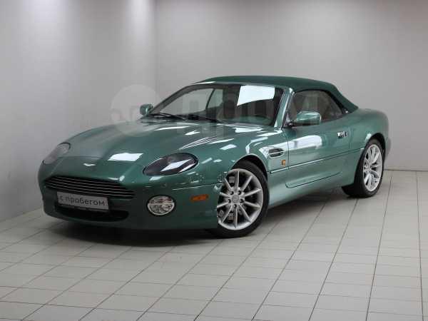 Aston Martin DB7, 2000 год, 3 555 000 руб.