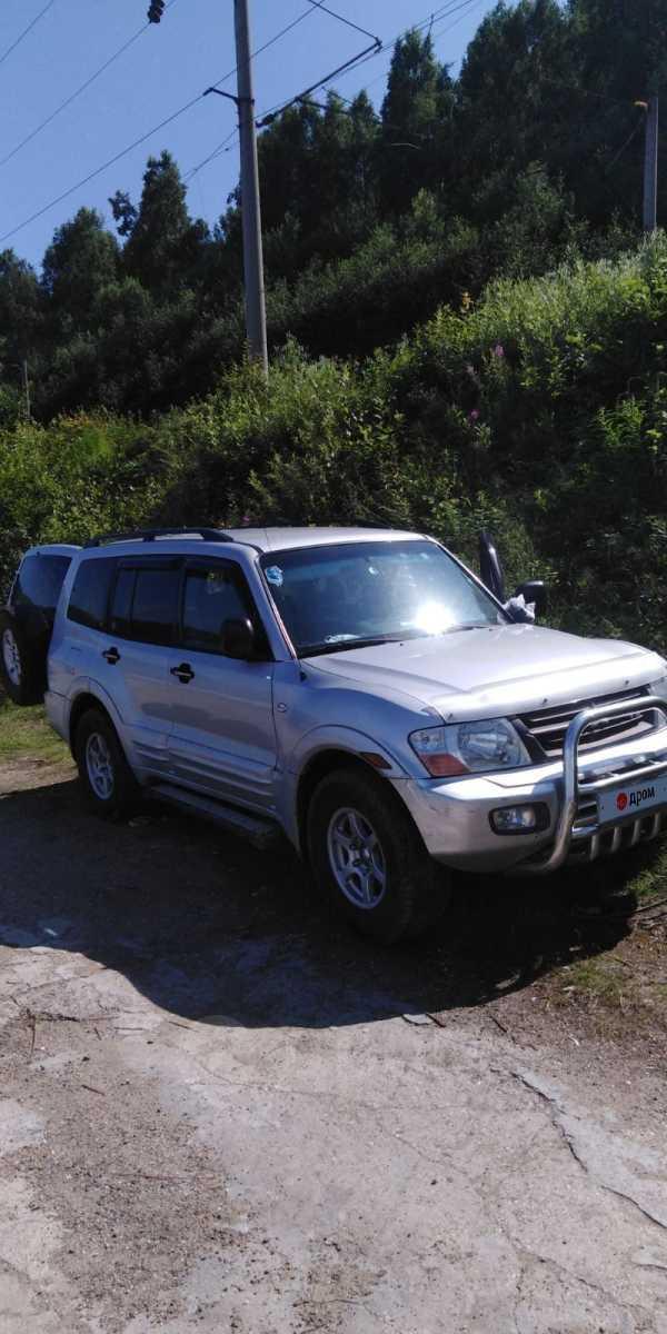 Mitsubishi Montero, 2000 год, 400 000 руб.