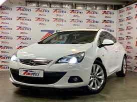 Казань Astra GTC 2014