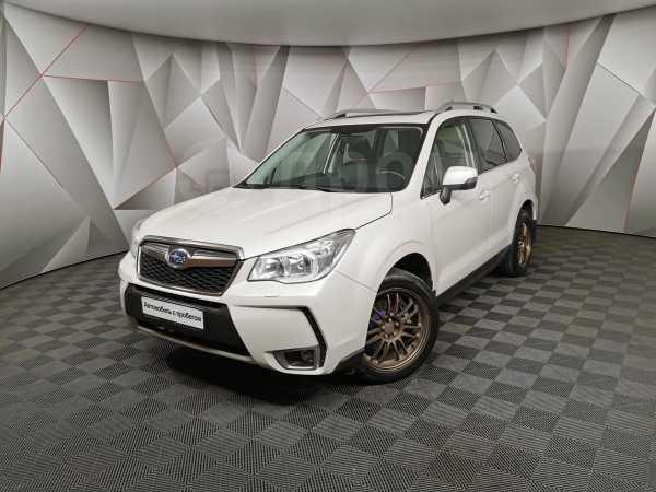 Subaru Forester, 2014 год, 1 215 000 руб.