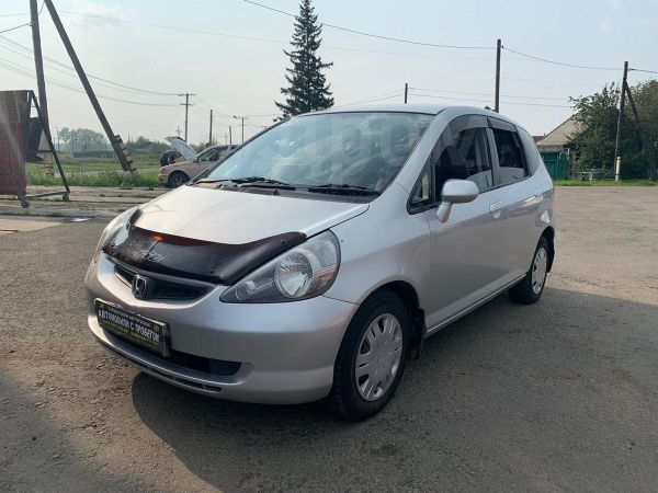 Honda Fit, 2007 год, 335 000 руб.