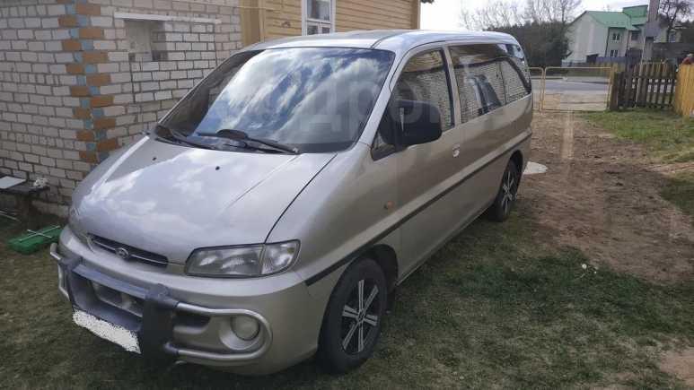 Hyundai Starex, 1999 год, 380 000 руб.