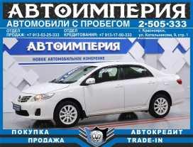 Красноярск Corolla 2012
