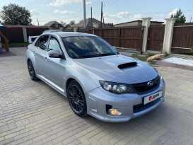 Барнаул Impreza WRX STI